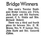 Bridge Winners