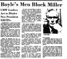 Boyle' Men Block Miller