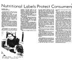Nutritional Labels Protect...