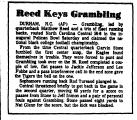 Reed Keys Grambling