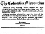 The Columbia Missourian