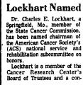 Lockhart Named