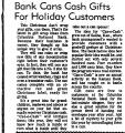 Bank Cans Cash Gifts for Holiday...