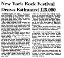 New York Rock Festival Draws...