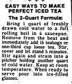 Easy Ways to Make Perfect Iced Tea