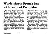 World Shares French Loss with...