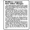 Robbery Suspects Face other...