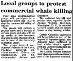Local Groups to Protest...