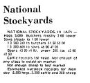 National Stockyards