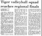 Tiger Volleyball Squad Reaches...