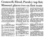 Cromwell, Elrod, Parsley Top...