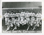 Satchel Paige with Bismarck National Semi-Pro Championship Team